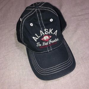 dark blue alaska hat